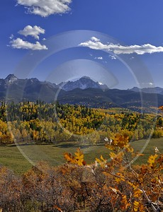 Ridgway Country Road Royalty Free Stock Images Colorado Mount Sneffels San Photo Shore Image Stock - 011997 - 03-10-2012 - 7171x9359 Pixel