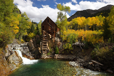 Crystal Mill, Marble, Colorado