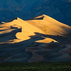 First light on Great Sand Dunes