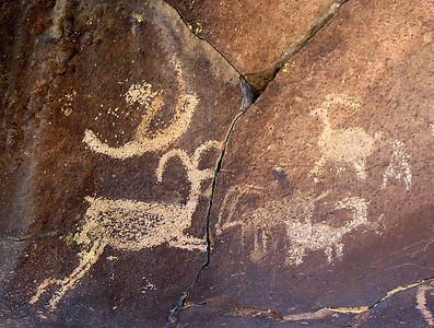 Coso Petroglyphs