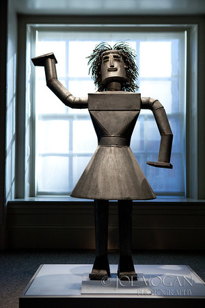 Marla Sculpture, Smithsonian National Portrait Gallery, Washington, D.C.
