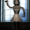 Marla Sculpture, Smithsonian National Portrait Gallery, Washington, D.C.