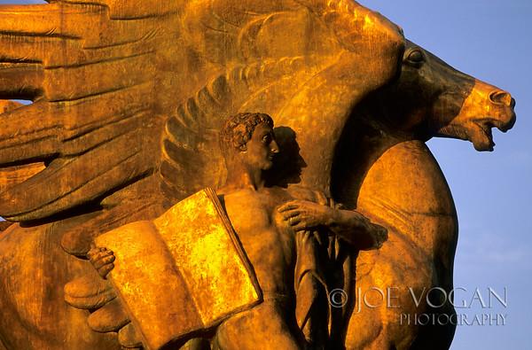 Leo Friedlander Statue, Washington, D.C.