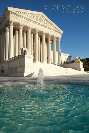 Supreme Court Building, Washington, D.C.