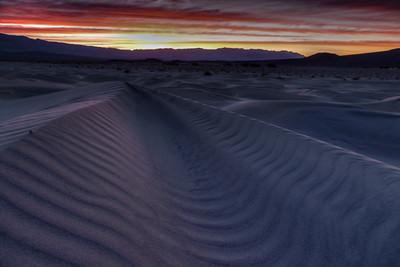 Mesquite Flat Dunes, #1
