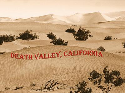 Death Valley National Park    California/Nevada