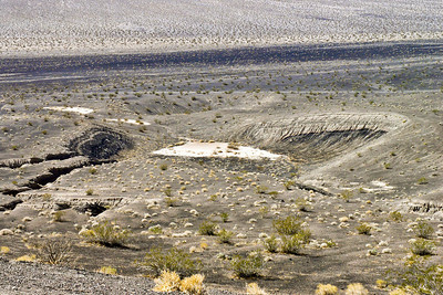 Crater near Ubehebe Crater