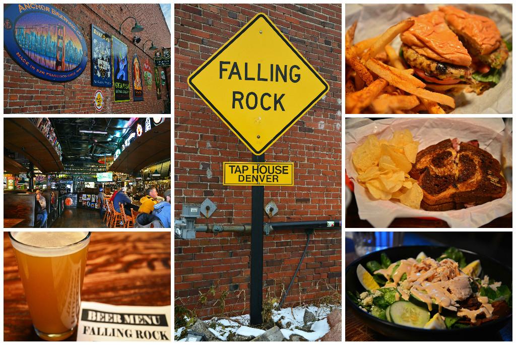 Denver Restaurants - Falling Rock Tap House