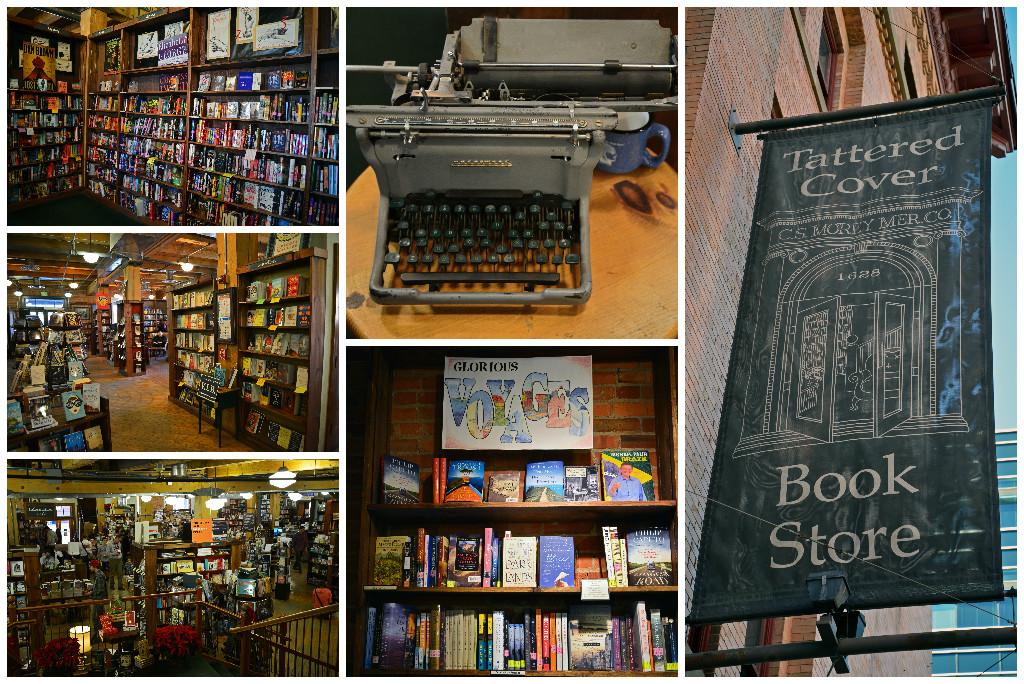 Bookstore Downtown Denver