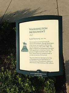 Washington Monument facts