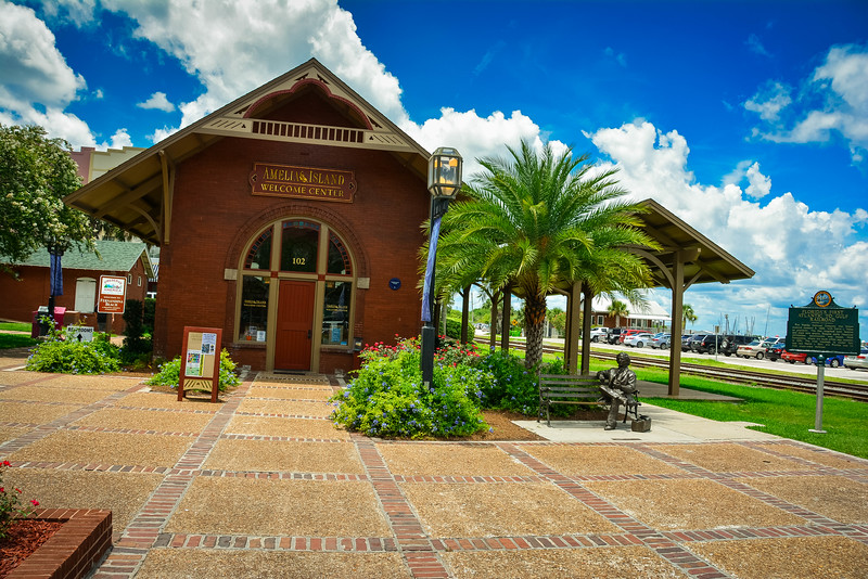downtown amelia island welcome center