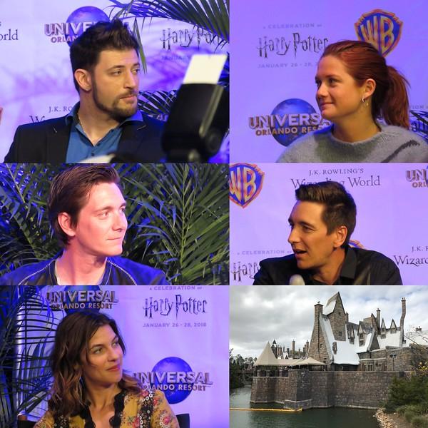 Celebration Harry Potter 2018 Film Talent