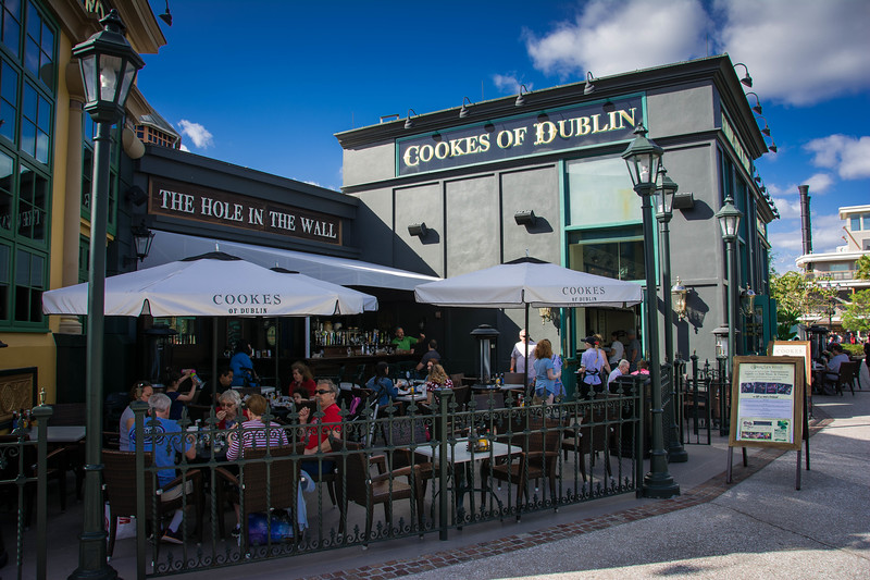 disney springs irish pub
