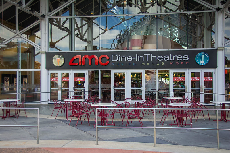 amc movie disney springs