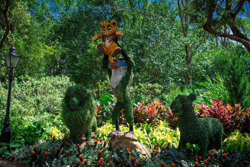 lion king epcot