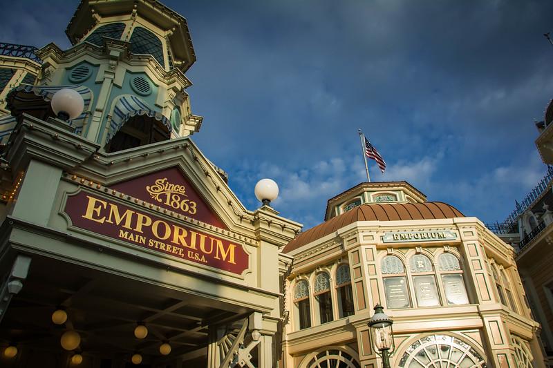 magic kingdom emporium