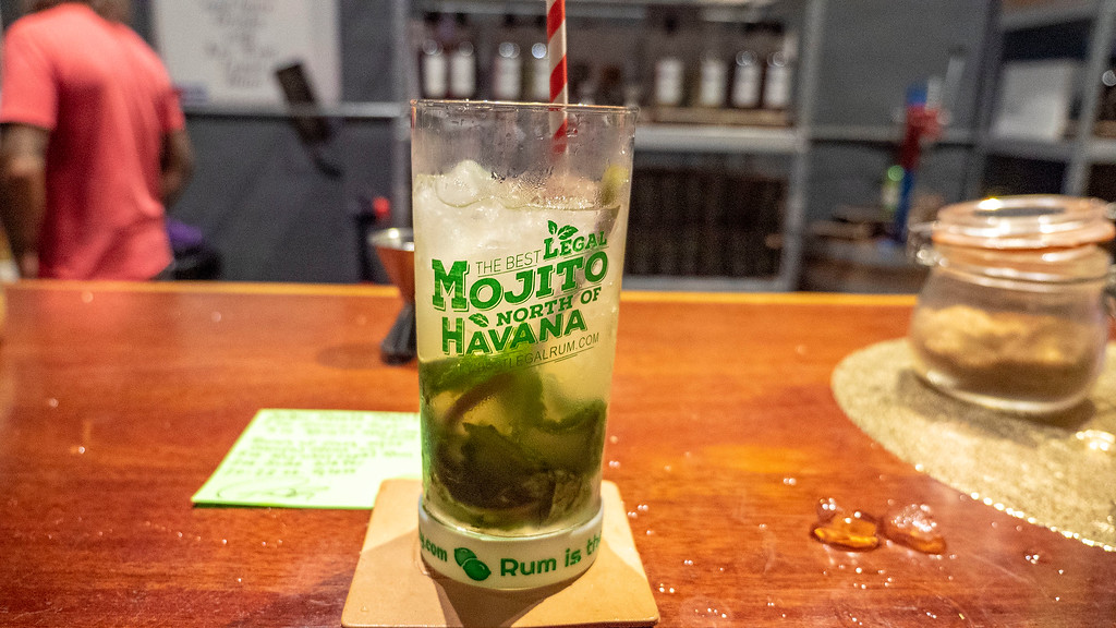 Making Mojitos at Key West First Legal Rum Distillery - Things to do in Key West