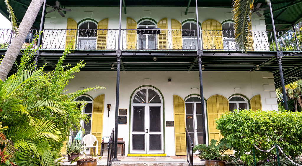 Things to do in the Florida Keys: Hemingway Home