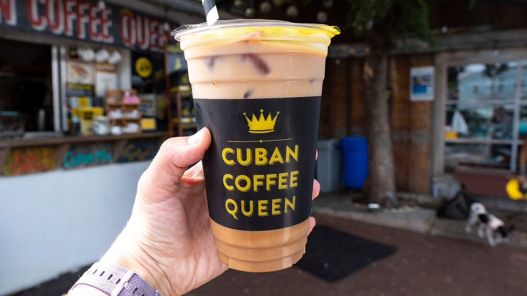 Cuban Coffee Queen in Key West Florida