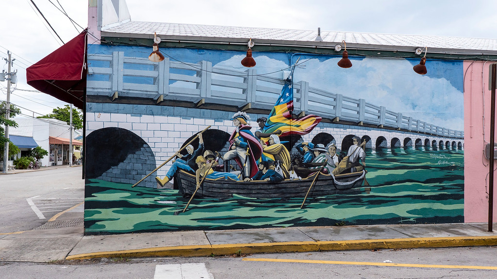 Street art in Key West - Best things to do in Key West Florida