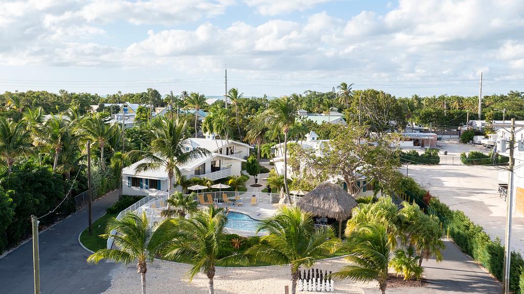 Where to stay in the Florida Keys: Hadley House Resort Islamorada