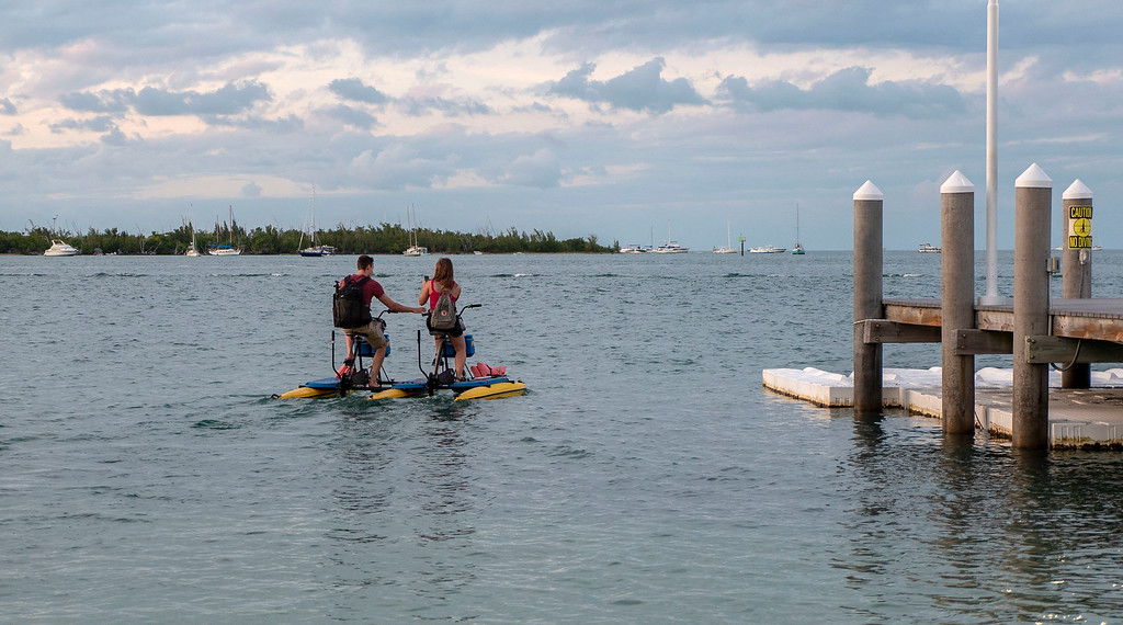 Key West Hydrobikes - Things to do in the Florida Keys
