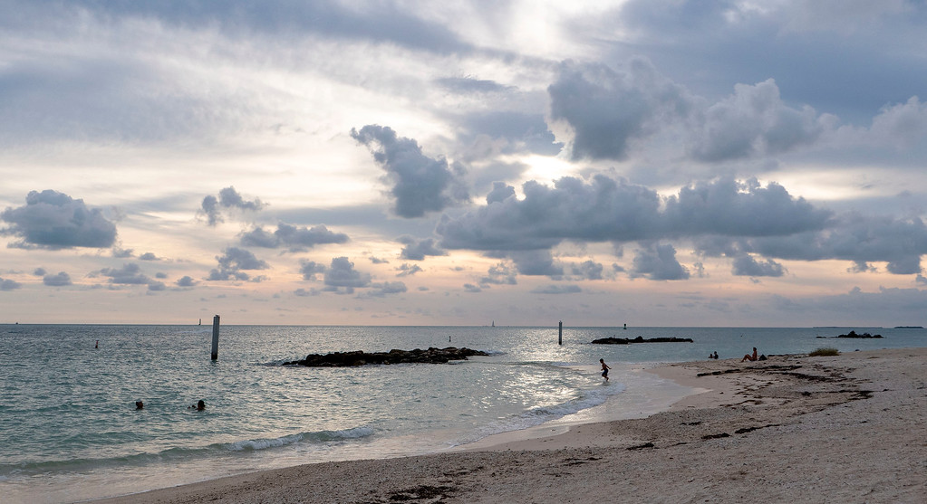 Itinerary for Florida Keys trip: The Beach in Key West