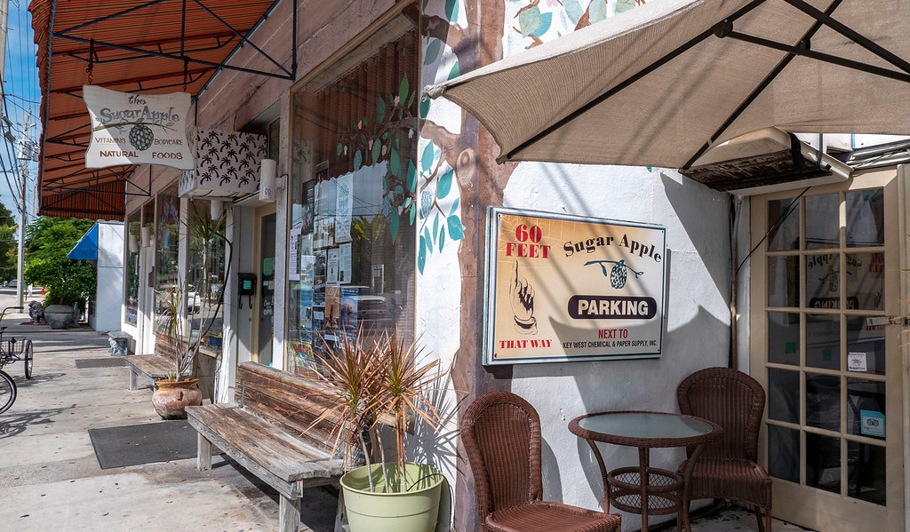 Sugar Apple Organic Cafe in Key West - Vegan restaurants in Key West