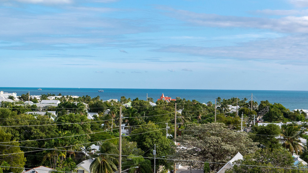 Road trip to Key West: Key West lighthouse
