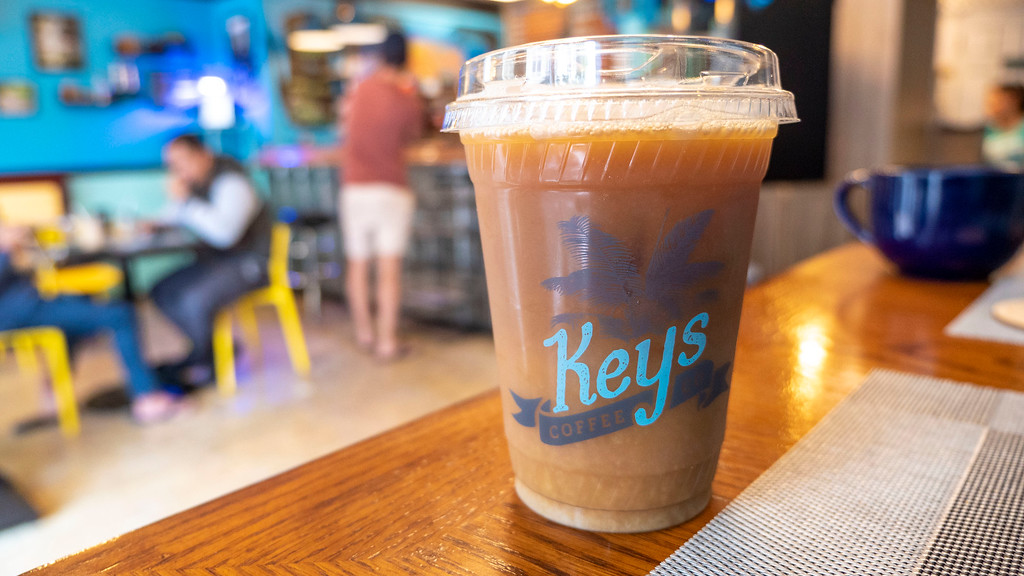 Keys Coffee Co in Key West Florida