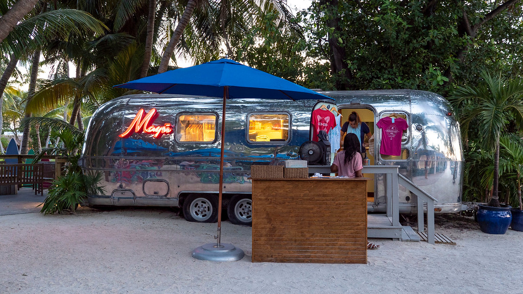 Morada Bay airstream trailer - Things to do in the Florida Keys