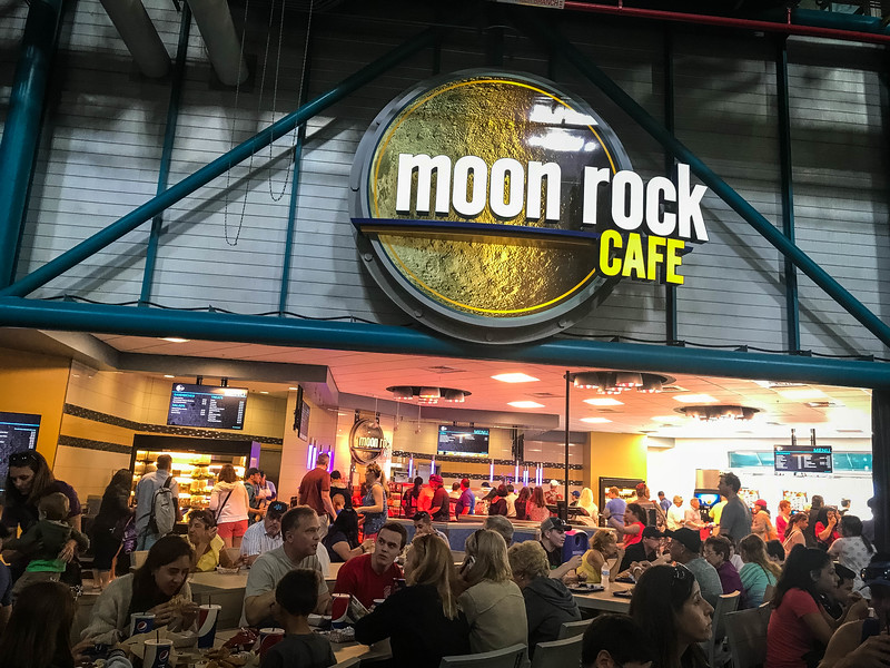 moon rock cafe kennedy space center