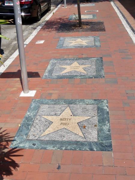 Walk of Fame - Little Havana