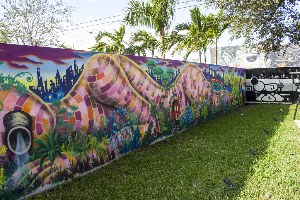 Wynwood Walls Miami: Wynwood Garden