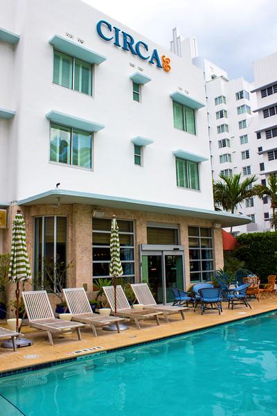 Circa 39 boutique hotel Miami Beach