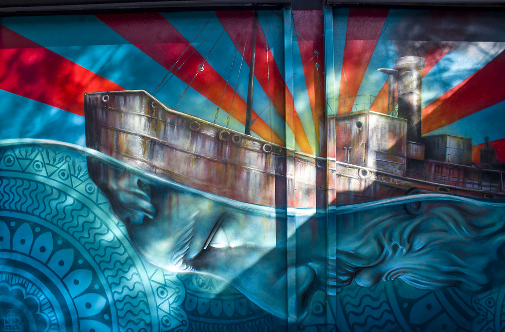 Wynwood Walls Miami: Street Art Murals - Public Art in Miami
