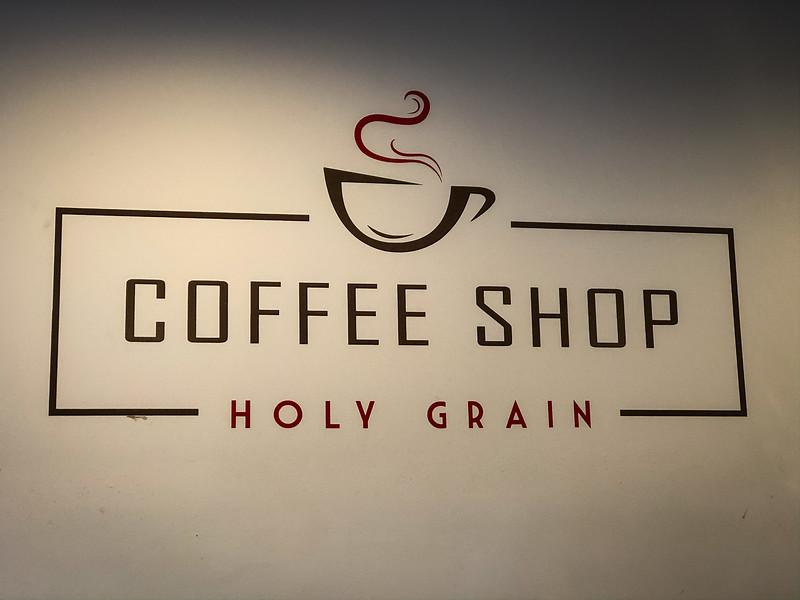 holy grain coffee shop