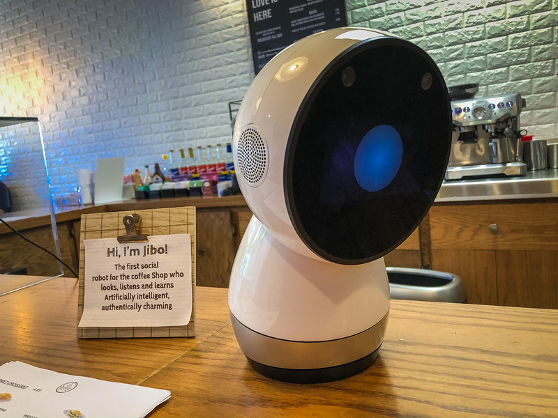 jibo braz coffee shop
