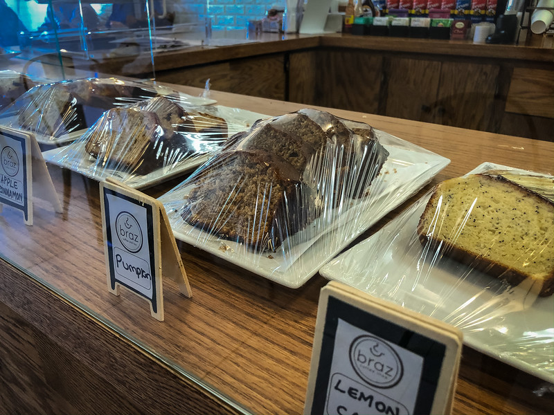 braz coffee shop pastries