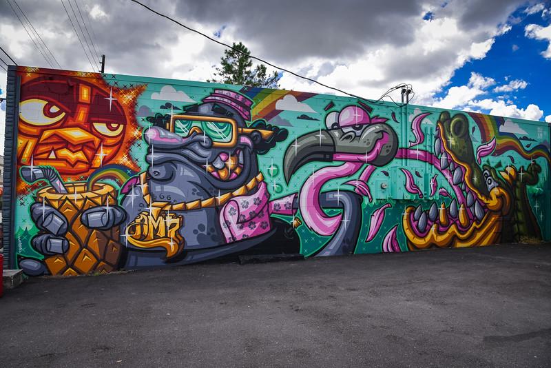 best orlando street art