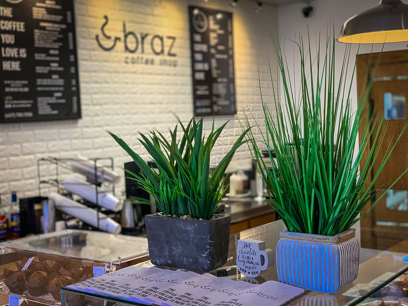 braz coffee shop kissimmee florida