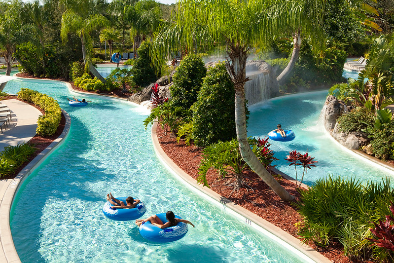 hilton orlando international drive lazy river
