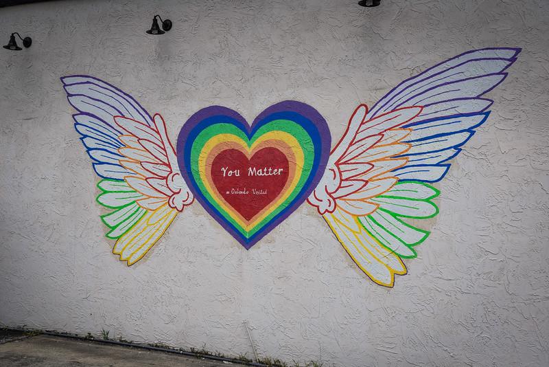 you matter mural orlando