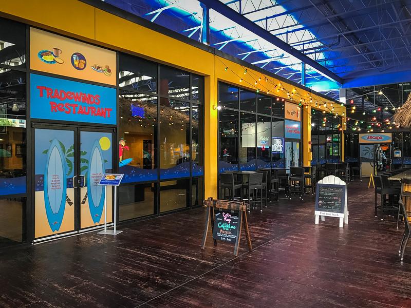 tradewinds restaurant