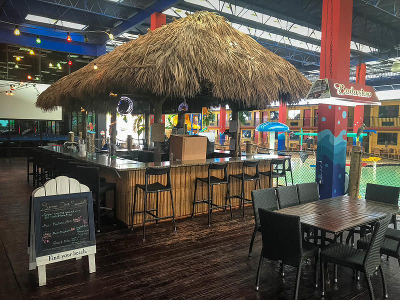 tiki bar coco key water park