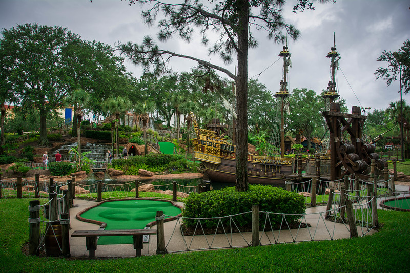 mini golf in orlando