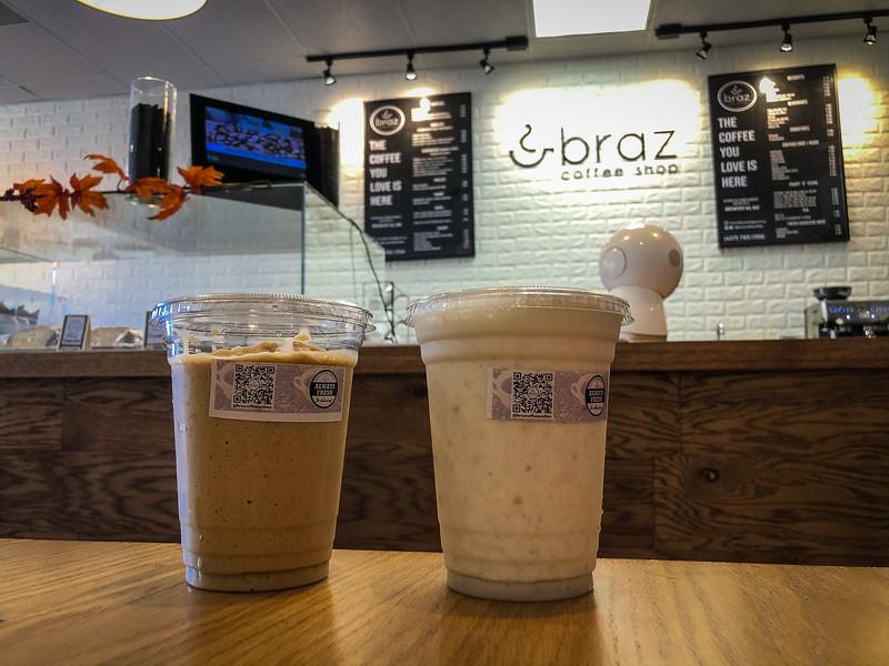 braz coffee shop