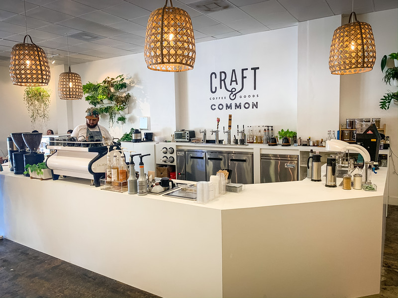 orlando craft and common coffee shop