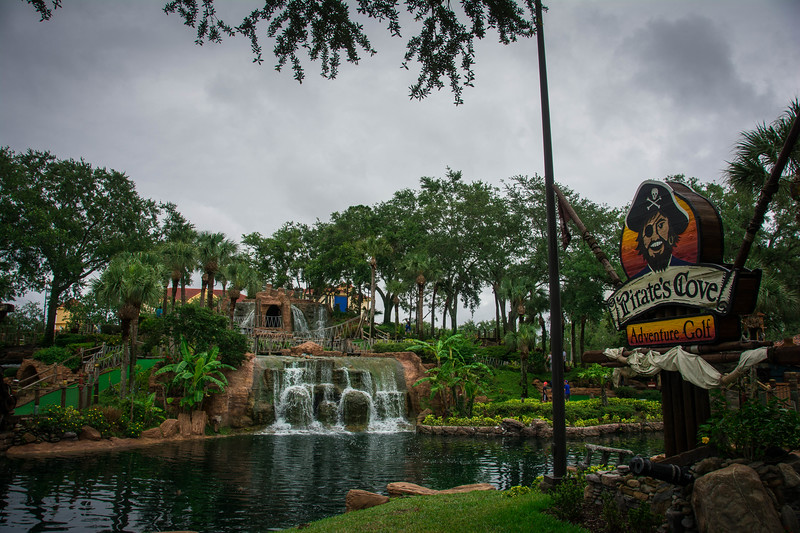 pirate's cove orlando mini golf