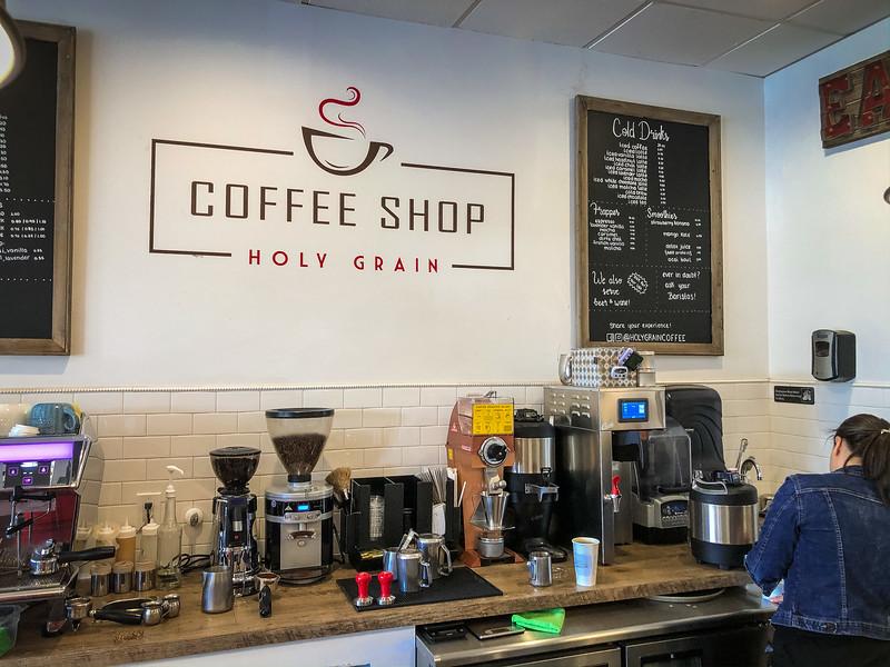 holy grain coffee shop orlando